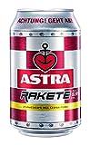 Astra Rakete Biermischgetränk (mit Citrus-Vodka) 5,9% 0,33L (inkl. 0,25 € Pfand) Einweg
