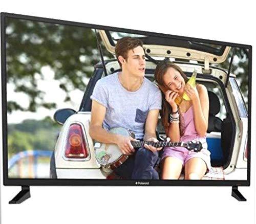 "Polaroid 32"" Televisor Smart TV Pantalla LED de Alta Definición HD LCD 720p Puertos HDMI USB VGA Audio APPS Netflix Youtube Facebook 32T2H (Renewed)"