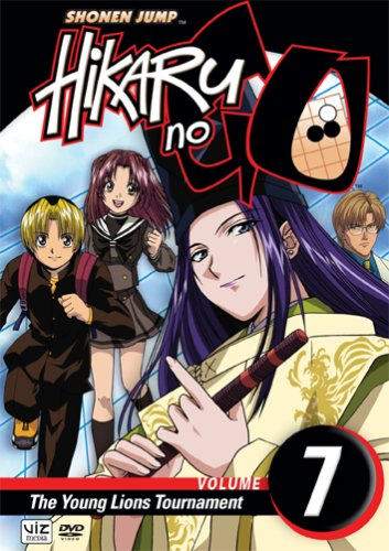 Hikaru No Go Courier shipping free 7: The Young Dub Sub Tournament 2021 new Lions