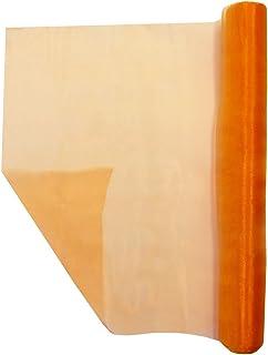 Organza Stoff 10 Rollen 9m x 16//36 cm Tischläufer Stuhlschleifen Hochzeit Deko