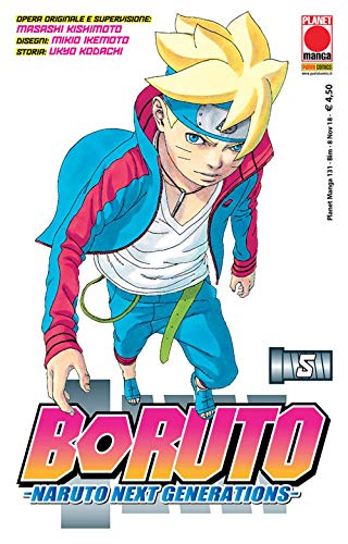 Boruto. Naruto next generations (Vol. 5)