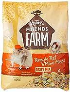 Supreme Petfoods Tiny Friends Farm Reggie Rat and Mimi Mouse Tasty Mix 2.5kg