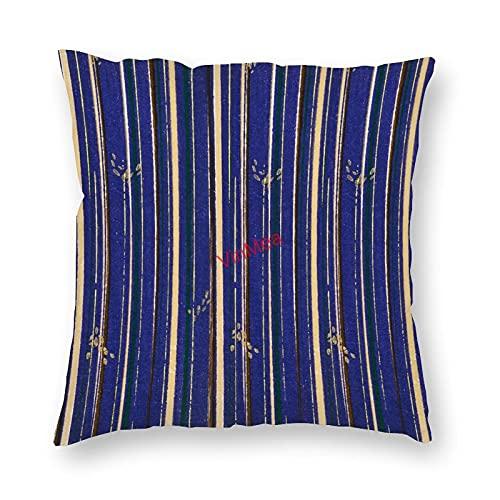 VinMea Funda de almohada decorativa con patrón especial 75 fundas de cojín para sofá, dormitorio, hogar, oficina, 45 x 45 cm