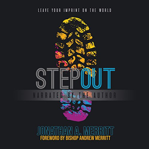 Step Out: Leave Your Imprint on the World audiobook cover art