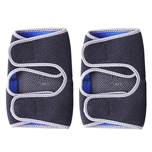 BianchiPamela Newborn Baby Knee Pad Kid Safety Breathable Crawling Elbow Knee Protective Pad