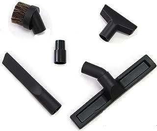 EZ SPARES 5PCS Universal Replacement 32mm Vacuum Cleaner Accessories Horsehair Brush Kit for Most Brands Bisel,Dirt Devil,Hoover,Eureka,Royal,Rainbow Kenmore,Electrolux,Panasonic