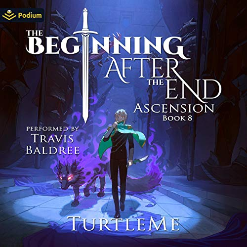 Ascension Audiobook By TurtleMe cover art