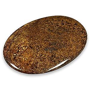 CrystalAge Bronzite Palm Stone