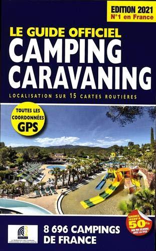 Le Guide Officiel Camping Caravaning 2021