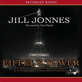 Eiffel's Tower audiobook cover art