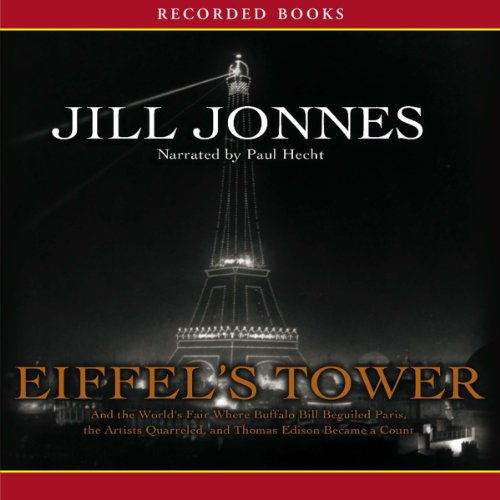 Eiffel's Tower audiobook cover art