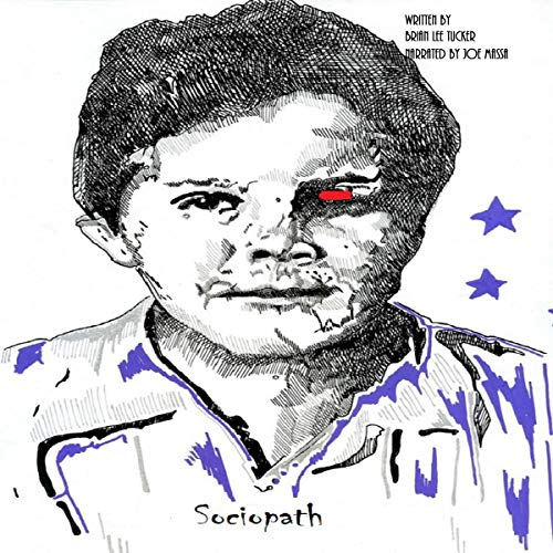 Sociopath audiobook cover art