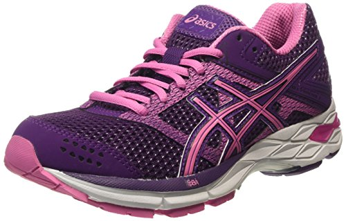 ASICS - Gel-Phoenix 7, Zapatillas de Running Mujer, Morado (Purple/Flamingo/Black 3319), 37 EU