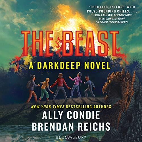 Couverture de The Beast