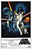 Star Wars IV: A New Hope Classic Poster and Prints Unframed Wall Art Gifts Decor 11x17'