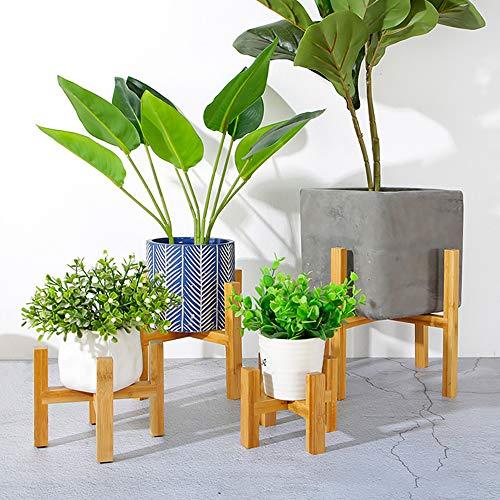 Litthing Soporte para Plantas Estante en Maceta Soporte para Exhibición de Macetas para Flores...