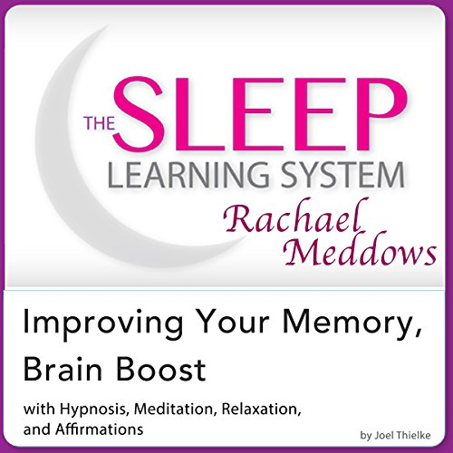 Improving Your Memory, Brain Boost audiobook cover art