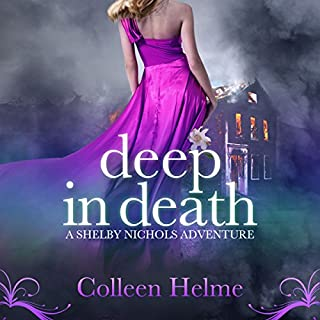 Deep in Death audiobook cover art