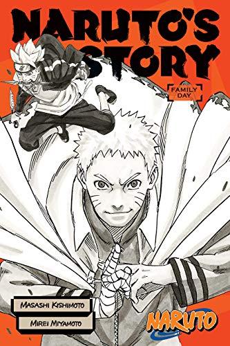 Naruto: Naruto's Story--Family Day (Naruto Novels) (English Edition)