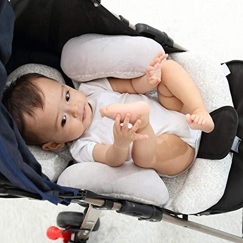 SALUTUYA Almohadilla para Asiento de bebé portátil Lavable a máquina Adecuado para bebés de hasta 11 kg