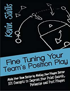 Fine Tuning Your Team's Position Play (English Edition)