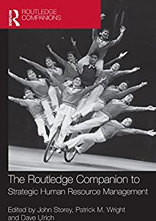 The Routledge Companion to Strategic Human Resource Management (Routledge Companions in Business, Management and Accounting) (English Edition)