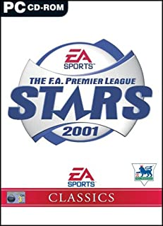 FA Premier League Stars 2001 Classic by Electronic Arts