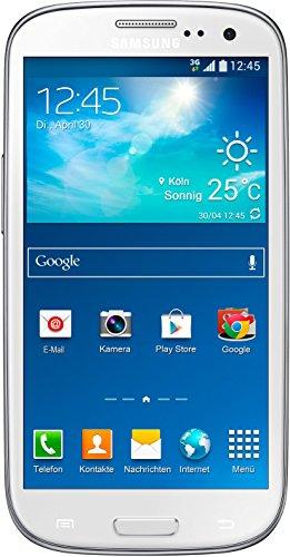 Samsung Galaxy S III Neo Smartphone (4,8 Zoll (12,2 cm) Touch-Bildschirm, 16 GB Speicher, Android 4.4) weiß