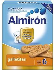 Almirón, Galletas para Bebé, a partir de 6 Meses, 180g