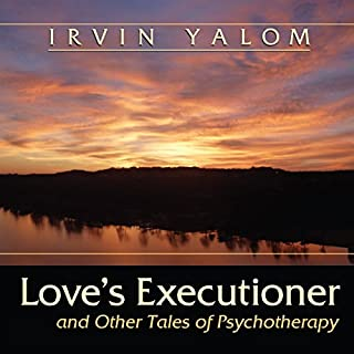 Love's Executioner audiobook cover art