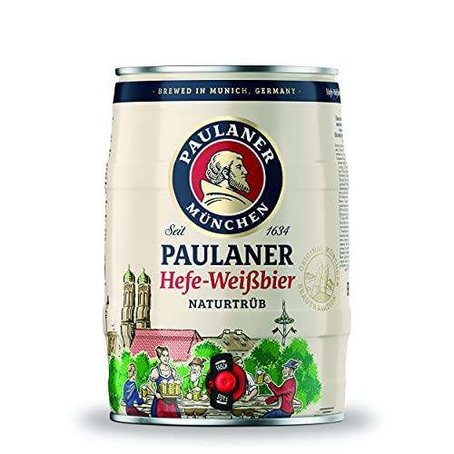 Paulaner Hefe-Weißbier Naturtrüb,...