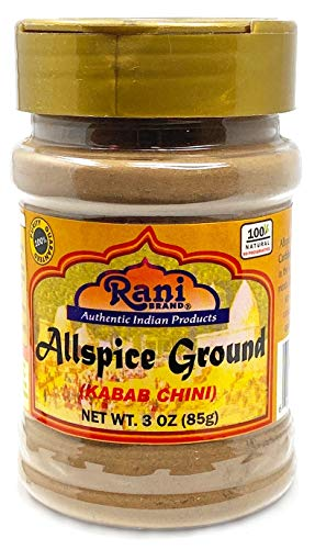 Rani All Spice Ground, Powder Spice 3oz (85g) ~ All Natural | Vegan | Gluten Friendly | NON-GMO