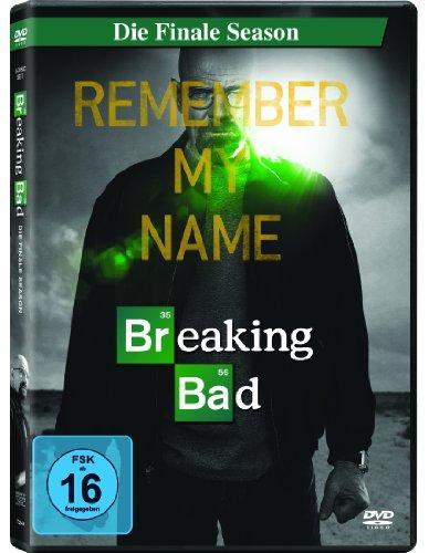 Breaking Bad - Die finale Season [3 DVDs]