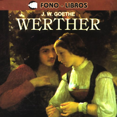 Werther [en Espanol] cover art