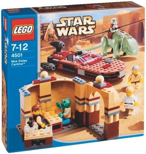 LEGO Star Wars 4501 - Mos Eisley Cantina