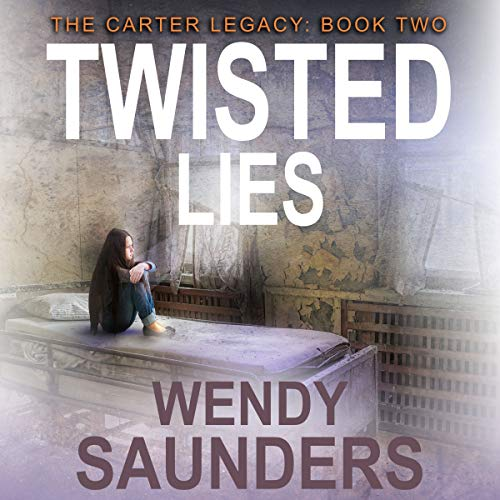 Twisted Lies audiobook cover art