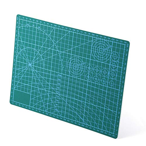 Self Healing Cutting Mat Double Sided, A4(9' x 12') Cutting Mat Great for Scrapbooking, Fabric,...
