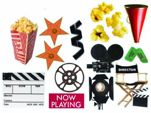 EUREKA Movie Theme Deco Kit (840312)