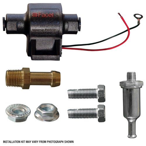 Kraftstoff Pumpen–Facet–posi-flow Kraftstoff Pumpe PSI, 1,5–4,0