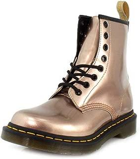 Womens Vegan 1460 Chrome Metallic Boot