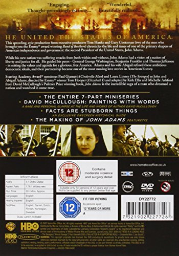 John Adams: The Complete Series [DVD] [2008] [2009]