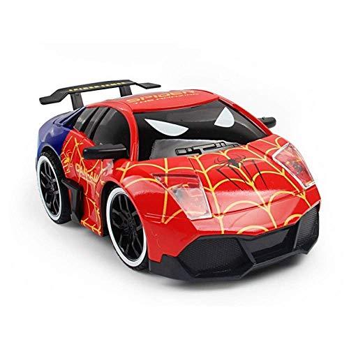 Modelo de coche superhéroe 4WD alta velocidad de control remoto de coches...