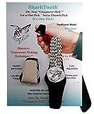 Strum-N-Comfort SharkTooth Traditional Guitar Picks (SNC-T4.0/DP)