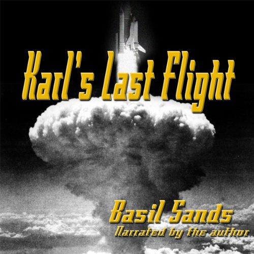 Karl's Last Flight audiobook cover art