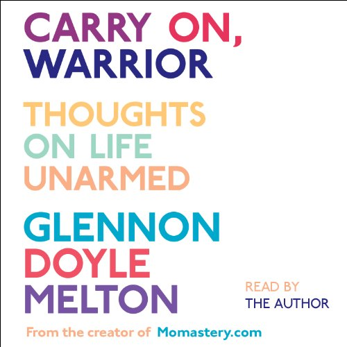 Carry On, Warrior cover art