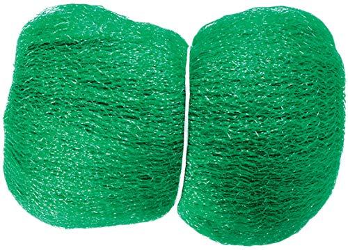 Connex Vogelschutznetz 5 x 4 m - grün - 10 x 10 mm Maschenweite - Gewicht 6 g/m² - Robustes Gewebe - Zuverlässiger Schutz vor Vogelfraß / Engmaschiges Obstbaumnetz / Teichnetz / FLOR78154