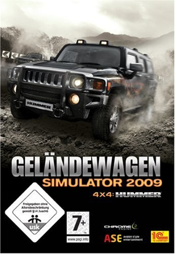 Geländewagen-Simulator 2009: 4x4 Hummer