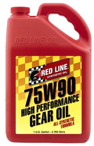Red Line 57905 75W90 GL-5 Gear Oil - 1 Gallon