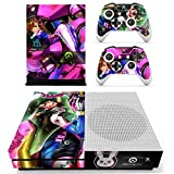 Anime Xbox One S Skin Set Full Faceplates Skin Console & Controller Decal Stickers Only Xbox One S