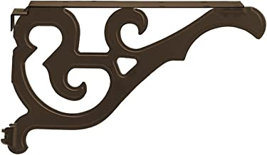 Salsbury Industries 4847BRZ Replacement for Decorative Mailbox Post Arm Kit, Bronze